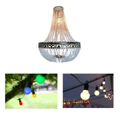 Belysning og Elartikler